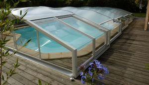 Abri-Integral -  - High Telescopic Pool Cover