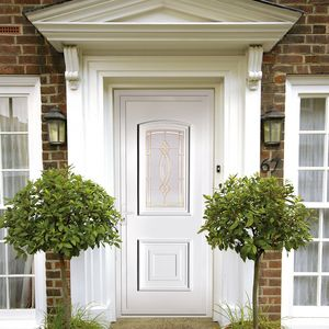 Franciaflex -  - Glazed Entrance Door