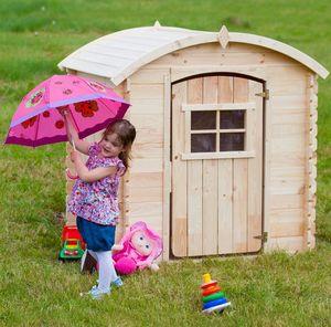 FRANCE TRAMPOLINE -  - Children's Garden Play House