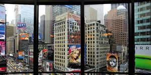 Nouvelles Images - affiche times square new york - Poster