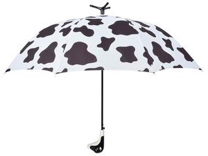 Esschert Design - parapluie vache avec pied - Umbrella