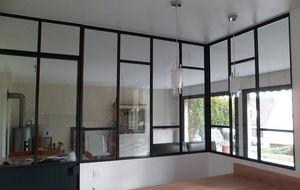 LES VERRIERES DE PARIS -  - Glass Walls For Interiors