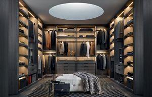Poliform - senzafine - Dressing Room
