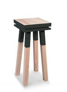 MON PETIT MEUBLE FRANÇAIS -  - Pedestal Table