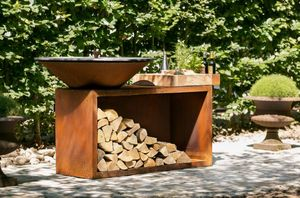 OFYR - island 100-100 - Outdoor Kitchen