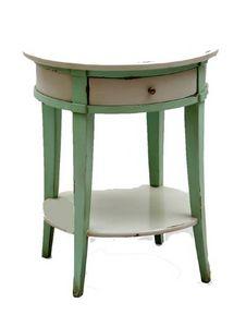 Marie France - anémone - Pedestal Table