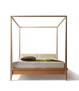 MORELATO - valentino - Double Canopy Bed