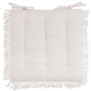 MAISONS DU MONDE -  - Chair Seat Cover