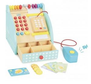 Vilac - caisse enregistreuse - Wooden Toy