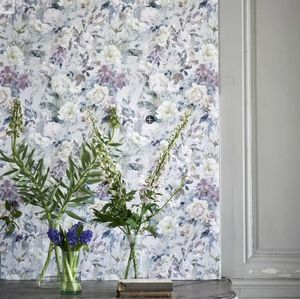 Designers Guild - marianne  - Wallpaper