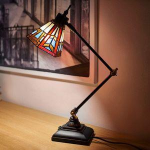 TIFFANY ARTISTAR -  - Architect Lamp