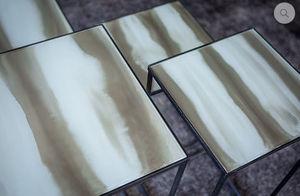 LA VILLA HORTUS - champagne - Square Coffee Table