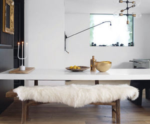 Maison De Vacances - mouton anglais - Animal Skin Rug
