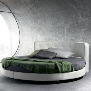 VIADURINI -  - Round Double Bed