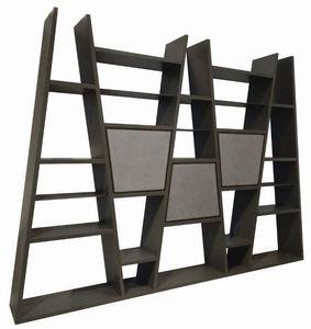 Ph Collection - mountain - Open Bookcase