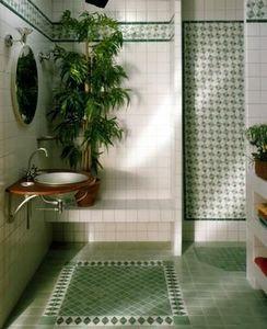Emaux de Briare - décor gaudi - Wall Tile