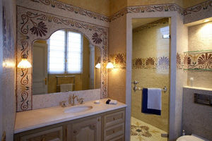 Sienna Mosaica - sdb - Mosaic
