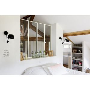 Glass walls for interiors