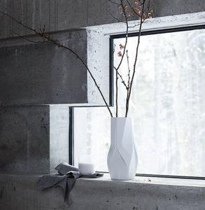 ROSENTHAL - weave white - Flower Vase