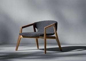 ETHIMO - knit - Garden Armchair