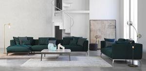 Flou - olivier - 3 Seater Sofa