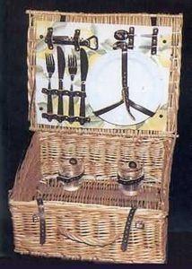 Vannerie Ardennaise -   - Picnic Basket