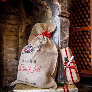 MAPLUSBELLEDECO -  - Santa Claus Bag