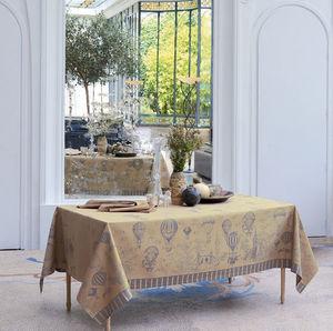 Garnier Thiebaut - voyage extraordinaire - Rectangular Tablecloth