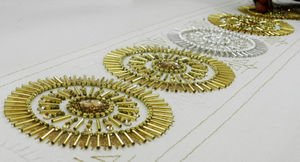 LESAGE INTÉRIEURS - rouages - Embroidery