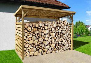 WEKA -  - Fire Wood Shed