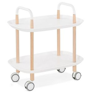Alterego-Design -  - Table On Wheels