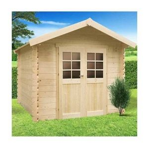Solid Floor -  - Fire Wood Shed