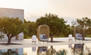 Dedon - cocoon - Garden Armchair