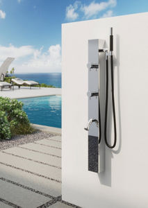 FONTEALTA - in&out p9 shower - Outdoor Shower