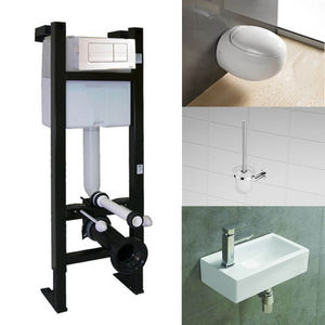 Rue du Bain - wc suspendu 1433338 - Wall Mounted Toilet