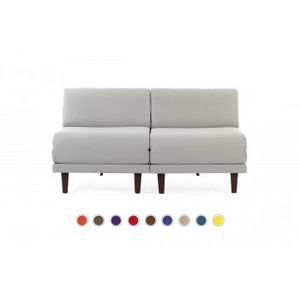 Likoolis - pacduo70s-filolightgrey - Daybed