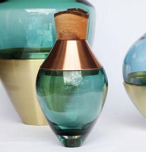UTOPIA & UTILITY - vessel india small - Decorative Vase