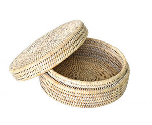 ROTIN ET OSIER - charlotte 21cm - Jewellery Box
