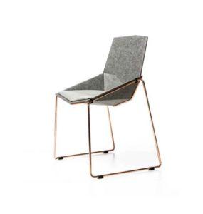 Donar - nico less - rose gold - Chair
