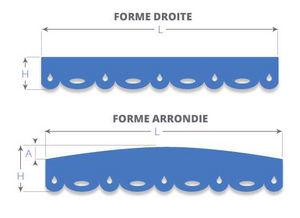 france lambrequin -  - Decorative Roofline Frieze