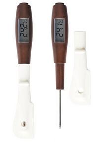 Mastrad - spatule thermomètre - Meat Thermometer