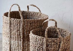 ROTIN ET OSIER - nkomi petit - Storage Basket