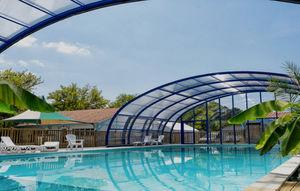 AbrisudPro - cintré - Large Pool Enclosure For Professionals