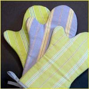 Minky -  - Oven Glove