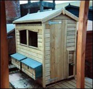 Oakenclough Buildings -  - Hen House