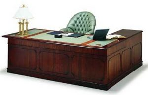 Margolis Office Interiors -  - Executive Desk