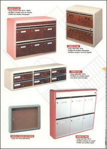 Electrobox -  - Grouped Mailbox