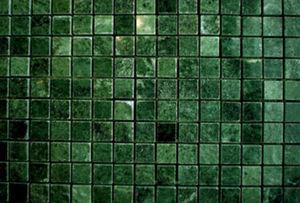 Marbrerie Des Yvelines - vert du gange - Mosaic