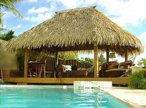 PALMEX - parasol synthétique - Garden Hut