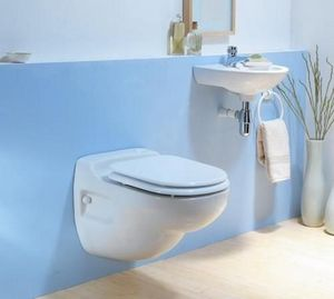SFA - sanicompact star - Wall Mounted Toilet